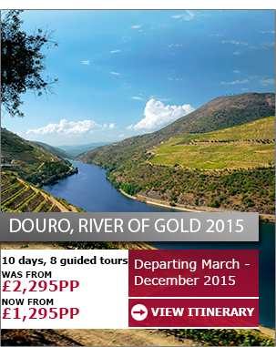 Douro, River of Gold - Now from only £1,295pp >