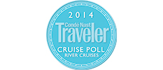 Cond� Nast Traveler�s Gold List 2014