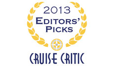 Cruise Critic Editors� Picks 2013