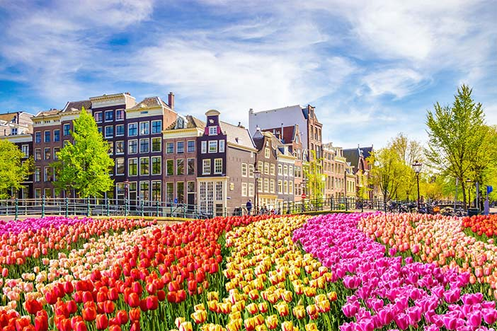 Holland Amp Belgium In Bloom River Cruise Dates And Pricing