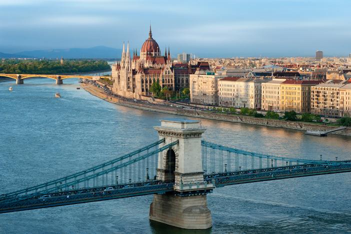 Romantic Danube 2019 Budapest To Nuremberg Cruise Overview