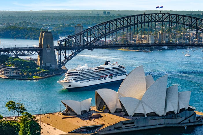 2019-2020 Viking Ultimate World Cruise – Roundtrip London in