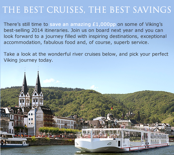 The best cruises, the best savings